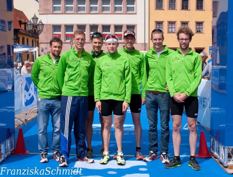 Platz 4 für das Bundesliga-Team