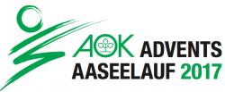 28. AOK Advents-Aaseelauf - Anmeldung öffnet 08.08.2017 um 6:00 Uhr