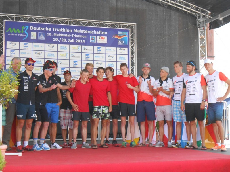 Saisonfinale in Grimma