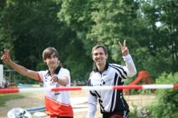 M4: Drama am Saerbecker Badesee - und doch Platz 2