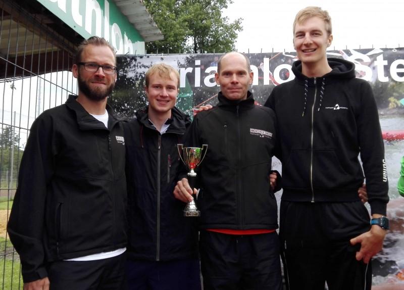 Steinbecker Jubiläumstriathlon bot ein gutes Pflaster für das Landesliga-Team